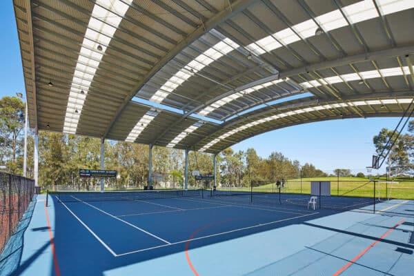 Sports cover University of Western Sydney
