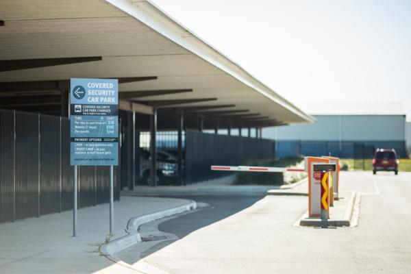 Albury Airport Image 1